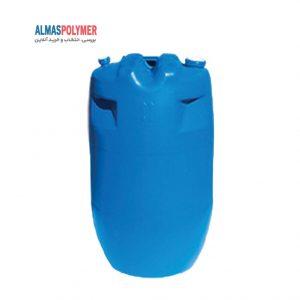 بشکه پلاستیکی ۱۲۰ لیتری دو دهانه