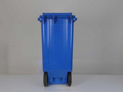 سطل زباله مخزن 120 لیتری